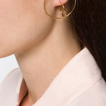 Charlotte Chesnais Saturne Earrings - Farfetch