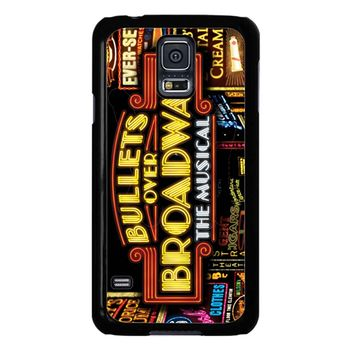 Broadway Musical Light Samsung Galaxy S5 Case