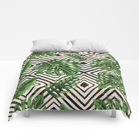 Tropical VII Comforters by tmarchev
