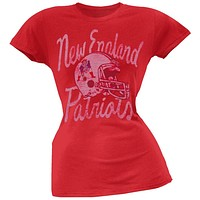 New England Patriots - Kick Off Juniors T-Shirt