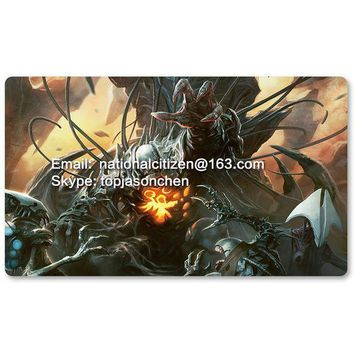 ESBONIS Many Playmat Choices -New Phyrexia Fat Pack- MTG Board Game Mat Table Mat for Magical Mouse Mat the Gathering 60 x 35CM