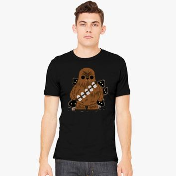 Chewbacca Men's T-shirt | Customon.com