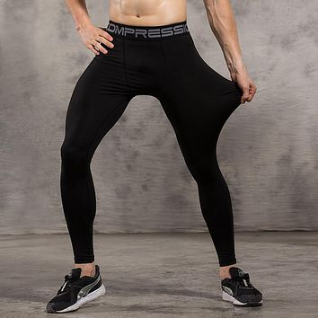 Vansydical Men Compression Tights