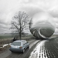 """Reverberate"" - Art Print by Erik Johansson"