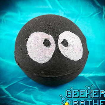 Soot Sprite Bath Bomb - 5.5 oz - Blackberry Fragrance