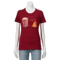 Threadless Food with Attitude Juniors' Tee, Size: