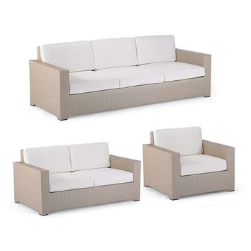Palermo Seating in Linen Finish
