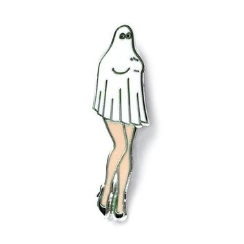 Ms. Ghost Pin