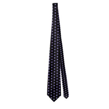 Pretty in Purple Polka Dots Tie