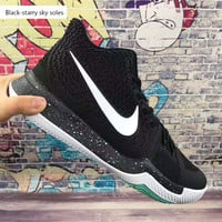 Nike Men Kyrie Irving 3-generation basketball shoes G-AHXF