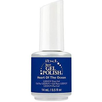 IBD Just Gel Polish Heart of the Ocean - #56683