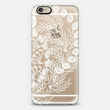 Shell Lace iPhone 6 case by Famenxt | Casetify