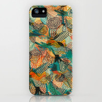I'm crazy about Estelle iPhone & iPod Case by Marcelo Romero