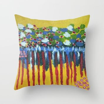 :: Reflection :: Throw Pillow by :: GaleStorm Artworks ::
