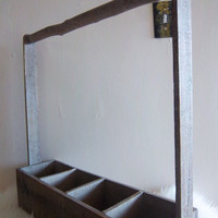 Large Vintage Wooden Window Planter Box
