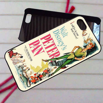 Peter Pan Walt Disney Classic - case iPhone 4/4s,5,5s,5c,6,6+samsung s3,4,5,6