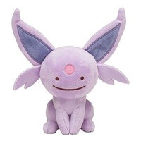"5"" Espeon Ditto Transform Pokemon Plush"
