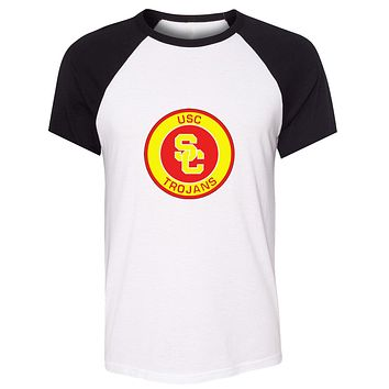 Men's Short-Sleeve NCAA USC Trojans T-Shirt