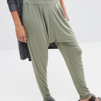 Glamorous | Glamorous Harem Drop Crotch Sweat Pants at ASOS