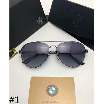 BMW 2018 new wave of wild men's polarized sunglasses F-A-SDYJ #1