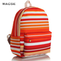 Canvas Korean Backpack = 4887868420