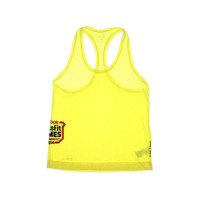Reebok Womens CrossFit Performance Burnout Racerback Tank Top