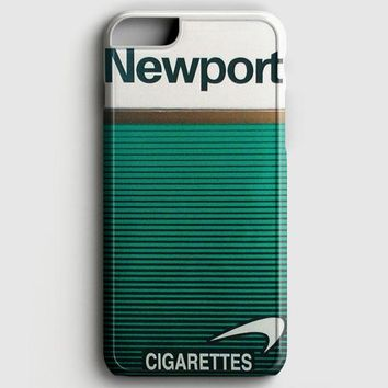 Newport Cigarette Green iPhone 8 Case