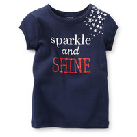 4th of July Sparkle Tee