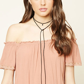 Arrowhead Layered Choker