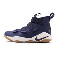 NIKE Original New Arrival Mens LEBRON SOLDIER XI EP Basketball Shoes Breathable High Quality Comfortable For Men