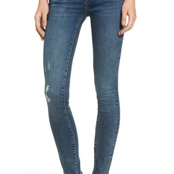 BLANKNYC Mind Games Distressed Skinny Jeans | Nordstrom