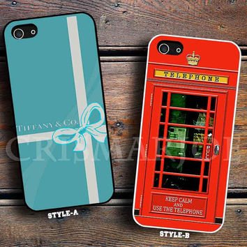 tiffany blue box Keep calm phone booth