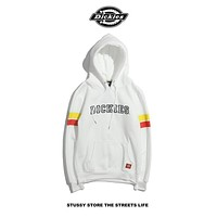 Dickies Letter Printing Hedging Hooded Sweater M Xxl | Best Deal Online