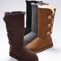 Bailey Button Triplet Boot - UGG® Australia - Victoria's Secret