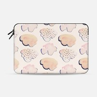 Cotton Candy Clouds Macbook 12 sleeve by Sara Combs | Casetify