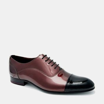 Ted Baker Archeey Patent Shoes - Red