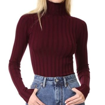 Corina Merino Turtleneck