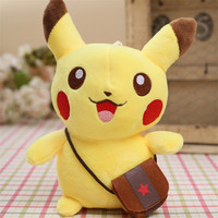 Pokemon Pikachu Soft Plush Toy