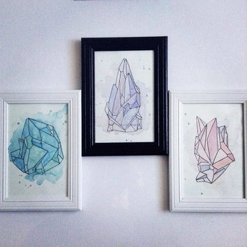 Framed- Geometric Crystals