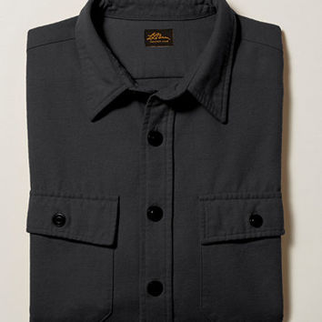 Signature 1933 Chamois Cloth Shirt, Slim Fit: Shirts | Free Shipping at L.L.Bean