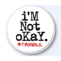 I'm Not Ok Button - Accessories