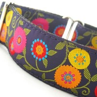 Catalina Martingale Dog Collar 1.5 inches wide