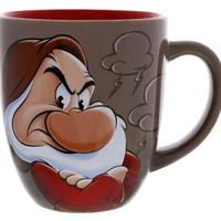 disney parks walt disney world grumpy ceramic coffee mug new