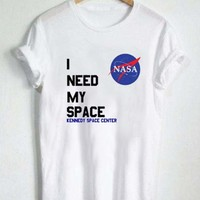 nasa i need my space T Shirt Size XS,S,M,L,XL,2XL,3XL