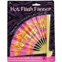 Goofy Gadgets Over The Hill Hot Flash Fanner