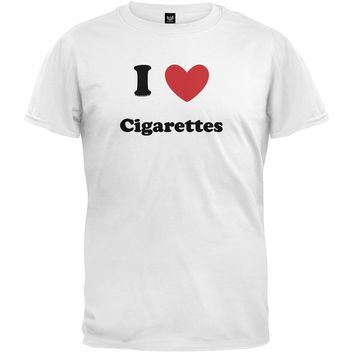 I Heart Cigarettes T-Shirt