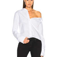 A.L.C. Wesley Top in White | FWRD