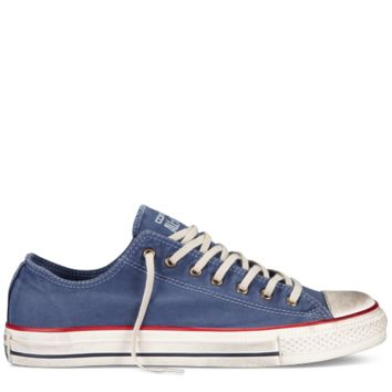 Poseidon Blue Chuck Taylor Washed Canvas Shoes : Converse Chucks | Converse.com