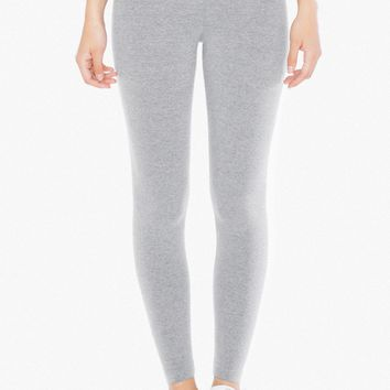 Cotton Spandex Jersey Legging | American Apparel