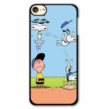 The Peanuts Movie Snoopy iPod Touch 6 Case